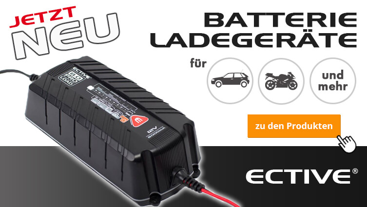 ECTIVE PROLOAD Batterieladegeräte