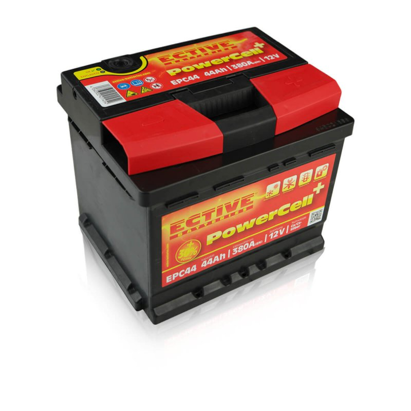 ECTIVE EPC44 PowerCell Autobatterie 44Ah