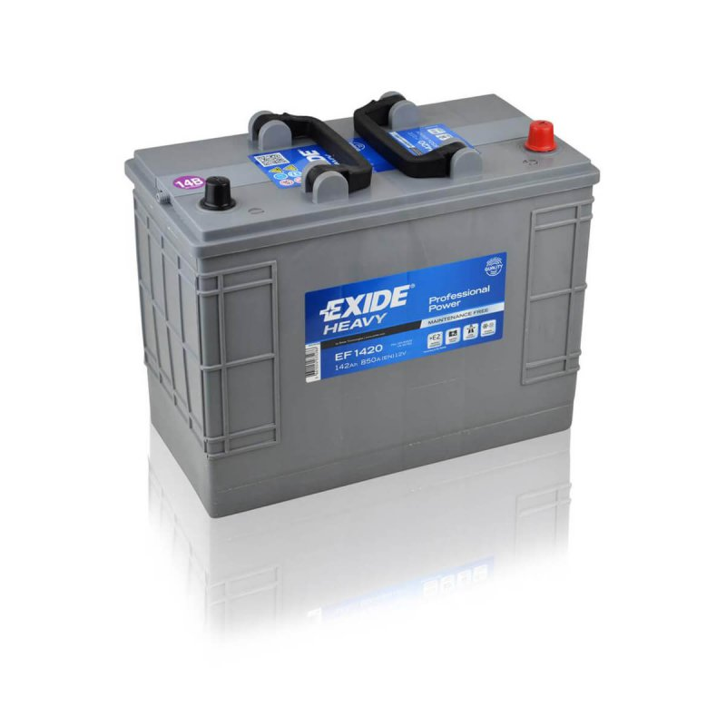 Exide Heavy Professional Power EF1420 142Ah LKW-Batterie