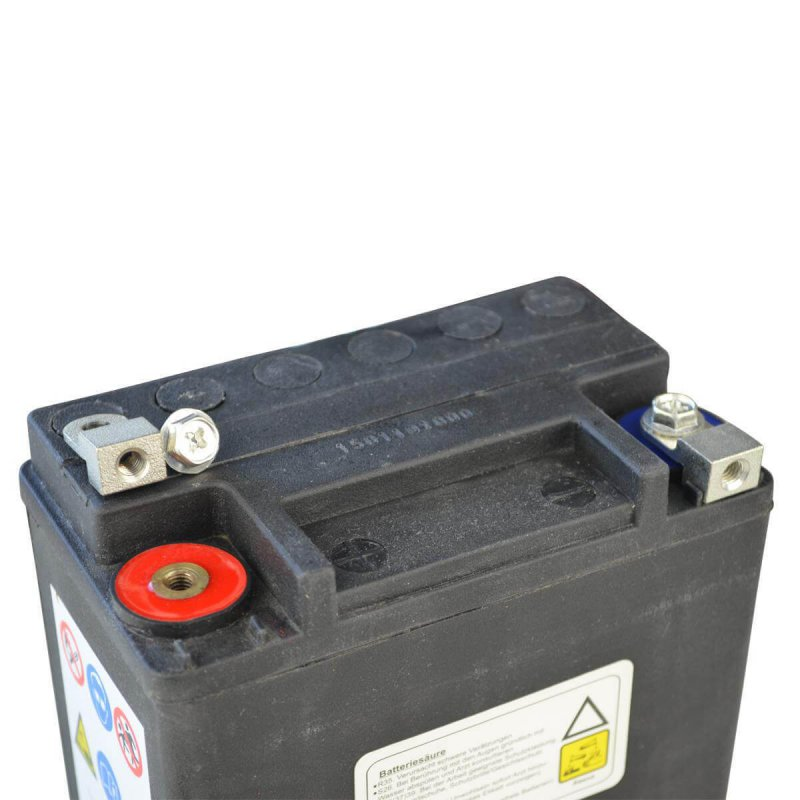 intact motorradbatterie bike power hvt hvt 08 12ah din 51214 ytx14 bs. Black Bedroom Furniture Sets. Home Design Ideas