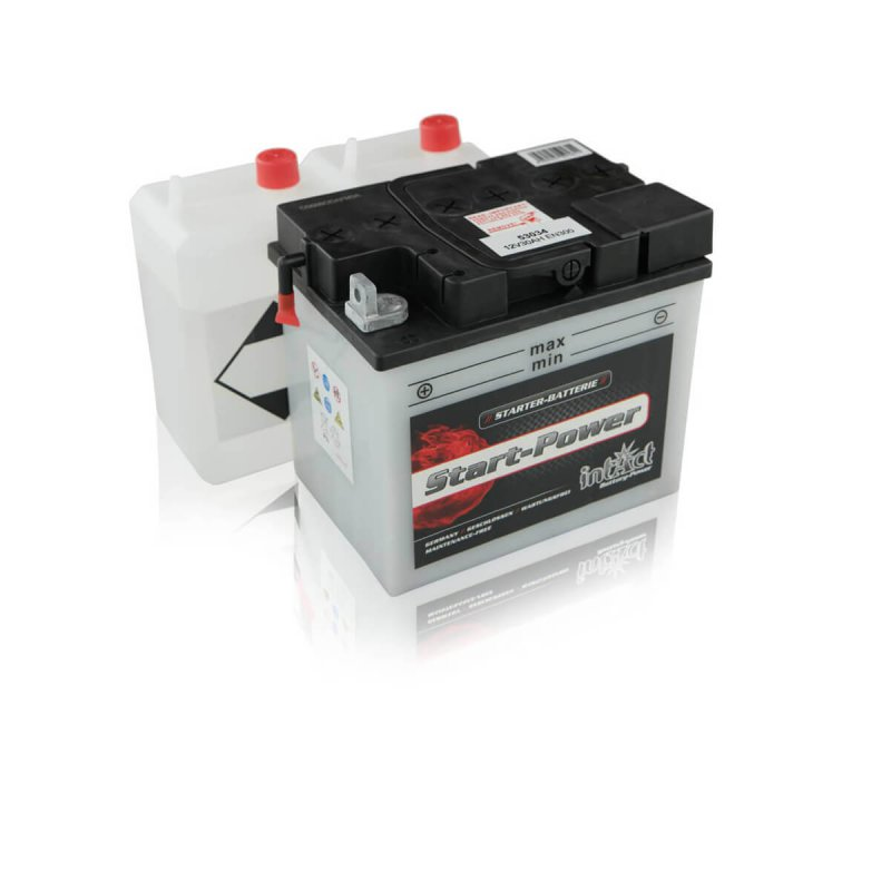 Intact Start-Power 53034 Motorradbatterie 30Ah (DIN53034) Y60-N30-A