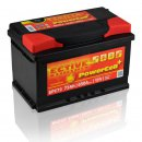 ECTIVE EPC72 PowerCell Autobatterie 72Ah