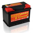 ECTIVE EPC75 PowerCell Autobatterie 75Ah