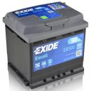 Exide Excell EB500 50Ah Autobatterie