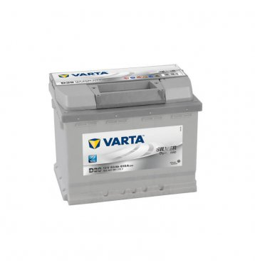 varta autobatterie silver dynamic d39 63ah. Black Bedroom Furniture Sets. Home Design Ideas