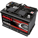 MOLL 81070 start|stop plus AGM-Batterie 70Ah