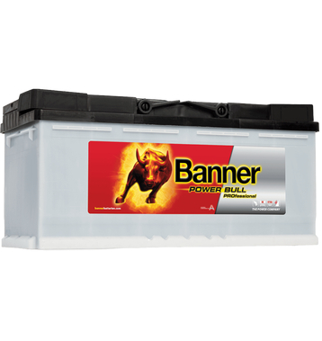Banner P10040 Power Bull PROfessional 100Ah Autobatterie