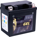 Intact Bike-Power GEL Motorradbatterie GEL12-6ZS 5Ah (DIN...