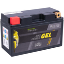 Intact Bike-Power GEL Motorradbatterie GEL12-7B-4 6Ah...