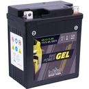Intact Bike-Power GEL Motorradbatterie GEL12-7L-BS 6Ah...