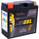 Intact Bike-Power GEL Motorradbatterie GEL12-14B-4 12Ah...
