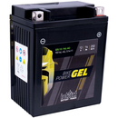 Intact Bike-Power GEL Motorradbatterie GEL12-14L-A2 14Ah...