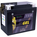 Intact Bike-Power GEL Motorradbatterie GEL12-16-B 19Ah...