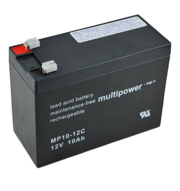multipower MP10-12C 10Ah