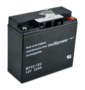 multipower MP22-12C 22Ah