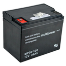 multipower MP36-12C 36Ah