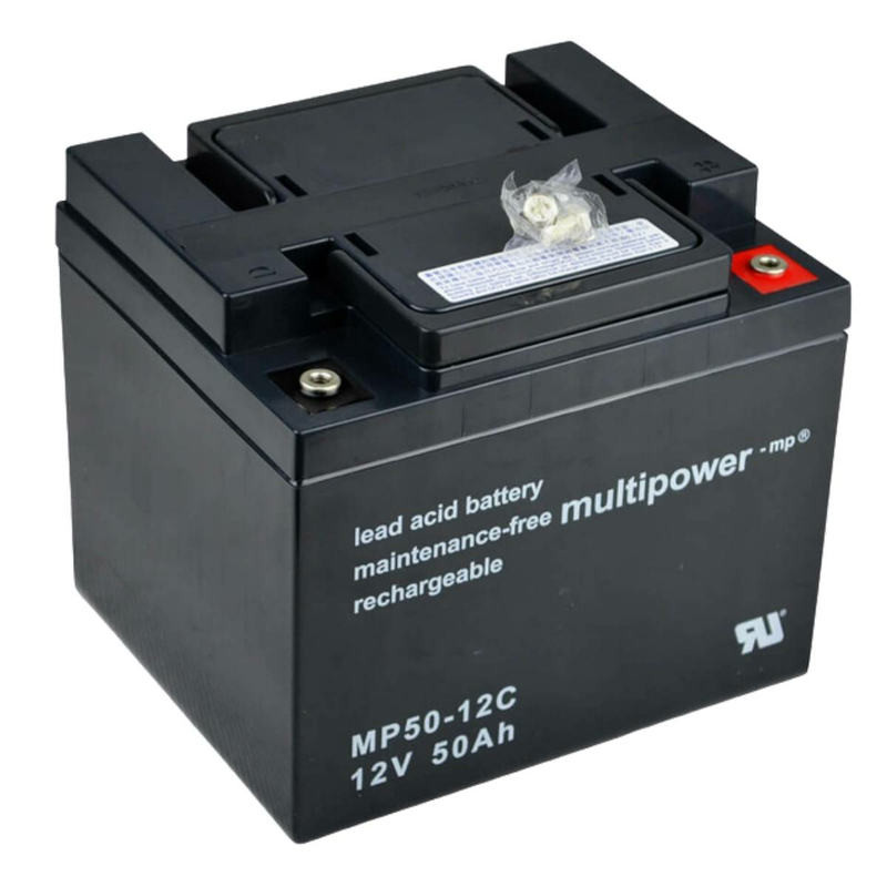 multipower MP50-12C 50Ah