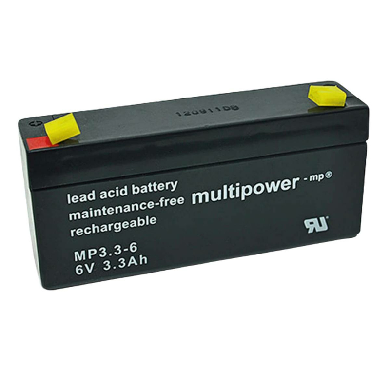 Multipower MP33 6 6V 33Ah Bleiakku
