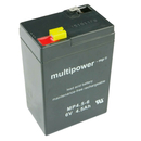 multipower MP4,5-6 6V 4,5Ah