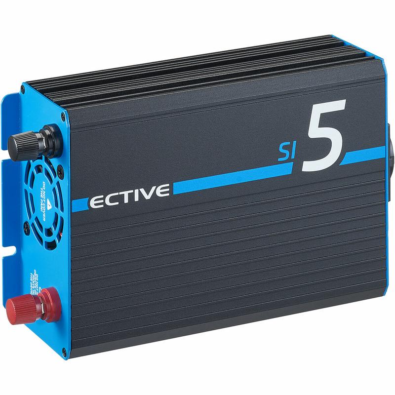 ECTIVE SI52 Sinus-Inverter 500W/12V Sinus-Wechselrichter