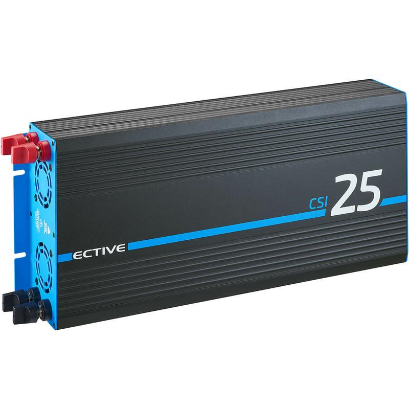 ective csi252 sinus charger inverter 2500w 12v sinus. Black Bedroom Furniture Sets. Home Design Ideas