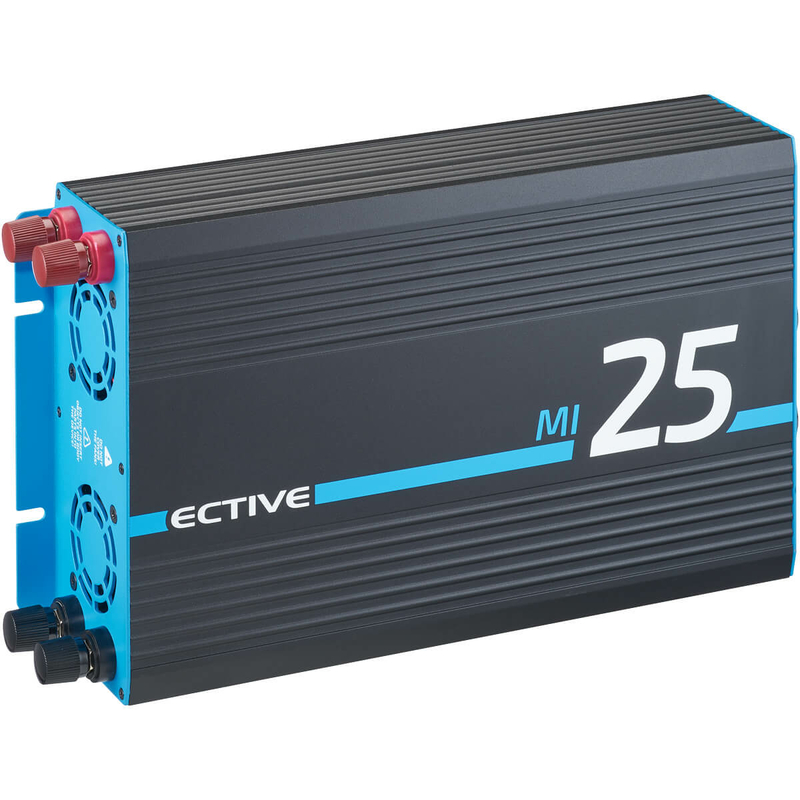 ective mi252 power inverter 2500w 12v wechselrichter. Black Bedroom Furniture Sets. Home Design Ideas