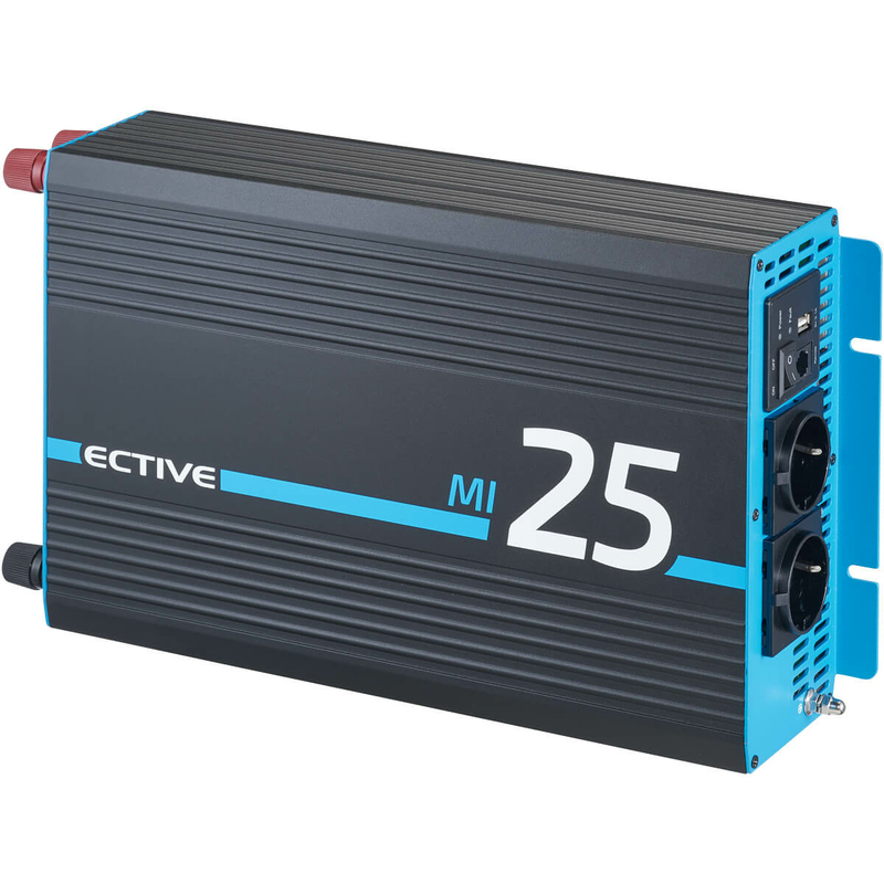 ECTIVE MI252 Power-Inverter 2500W/12V Wechselrichter
