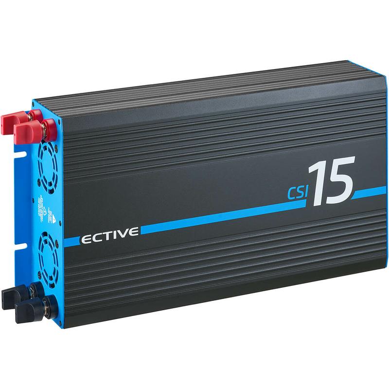 ective csi152 sinus charger inverter 1500w 12v sinus. Black Bedroom Furniture Sets. Home Design Ideas