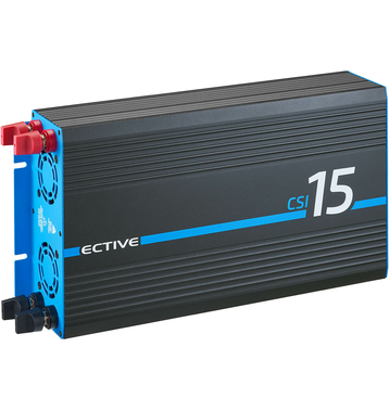 ECTIVE CSI154 Sinus Charger-Inverter 1500W/24V...