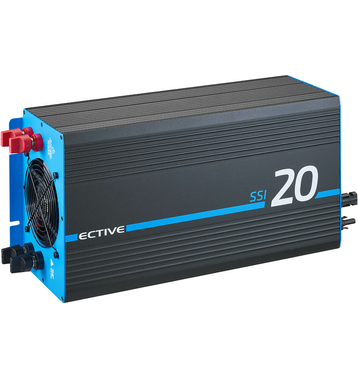 ECTIVE SSI202 4in1 Sinus-Inverter 2000W/12V...