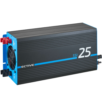 ECTIVE SSI254 4in1 Sinus-Inverter 2500W/24V...