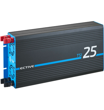 ECTIVE TSI254 Sinus-Inverter 2500W/24V...