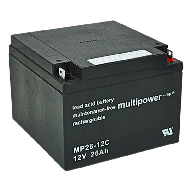 multipower MP26-12C 26Ah