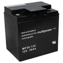 multipower MP30-12C 30Ah