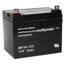 multipower MP34-12C 34Ah
