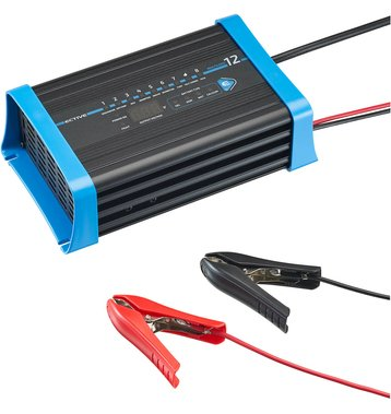 ECTIVE Multiload 12 12A/12V 8-Stufen Batterieladegerät