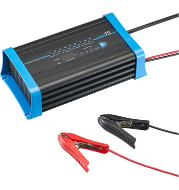 ECTIVE Multiload 15 15A/12V 8-Stufen Batterieladegerät