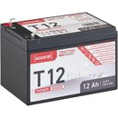 Accurat Traction T12 LFP 12V LiFePO4 Lithium...