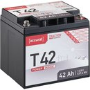 Accurat Traction T42 LFP 12V LiFePO4 Lithium...