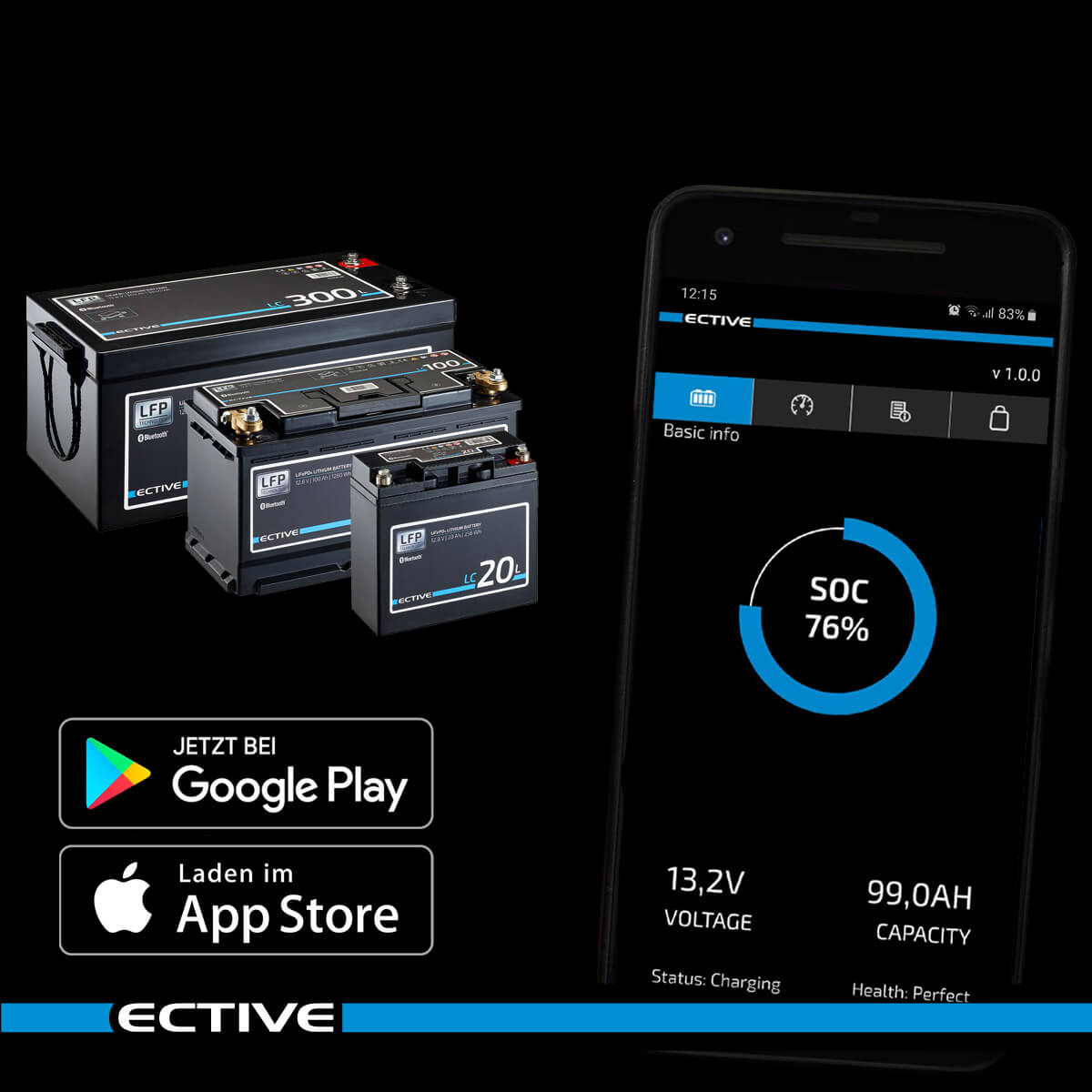 ECTIVE LC BT App